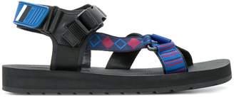 Prada nomad sandals