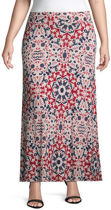 Liz Claiborne Maxi Skirt - Tall 38