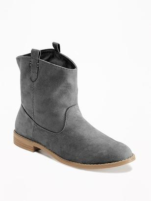 Sueded Boots for Women $44.94 thestylecure.com