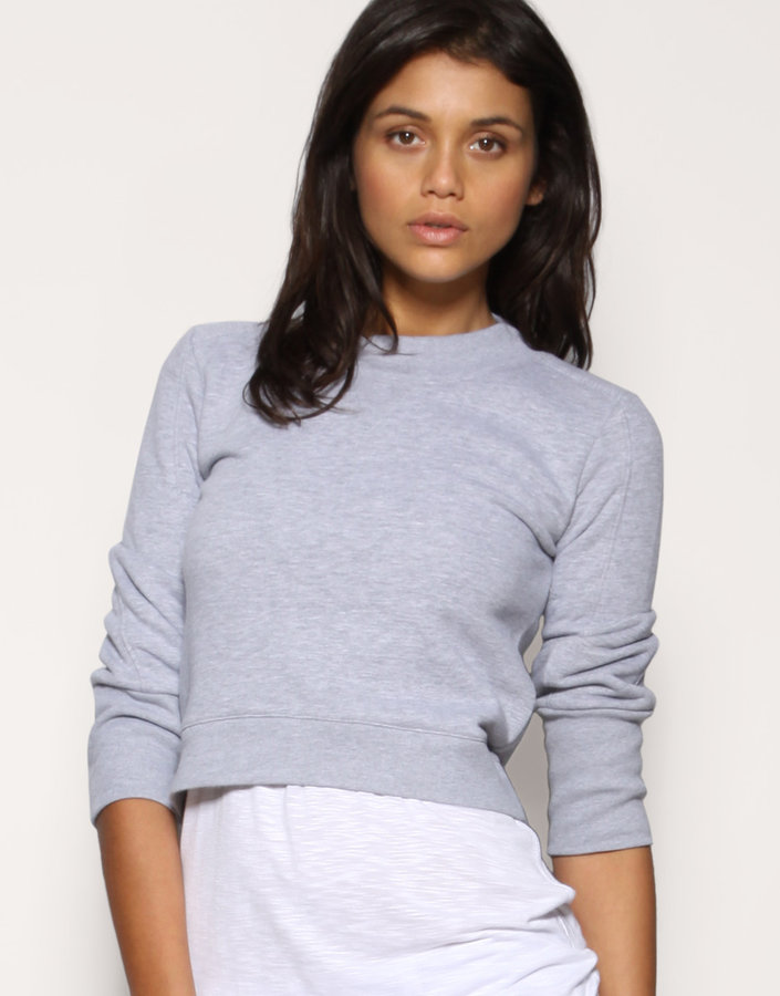 ASOS Structured Shoulder Sweater