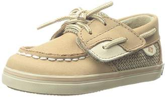 Sperry Bluefish Crib A/C Boat Shoe (Infant/Toddler/Little Kid)