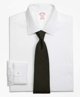Brooks Brothers Madison Classic-Fit Dress Shirt, Non-Iron Diamond Dobby