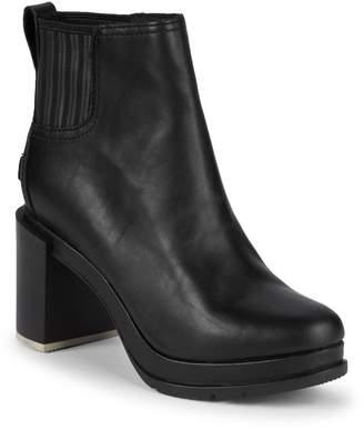 Sorel Margo Leather Chelsea Boots