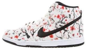 Nike 2016 SB Dunk Pro Cherry Blossom Sneakers