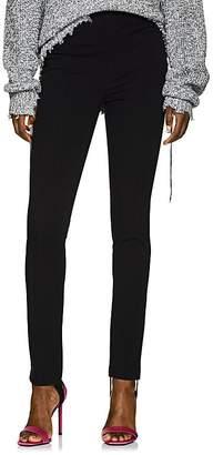 Helmut Lang Women's Stretch-Cotton Stirrup Pants