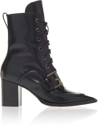 N°21 N 21 Lace Up Bootie