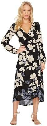 Billabong Floral Fever Dress Women's Dress