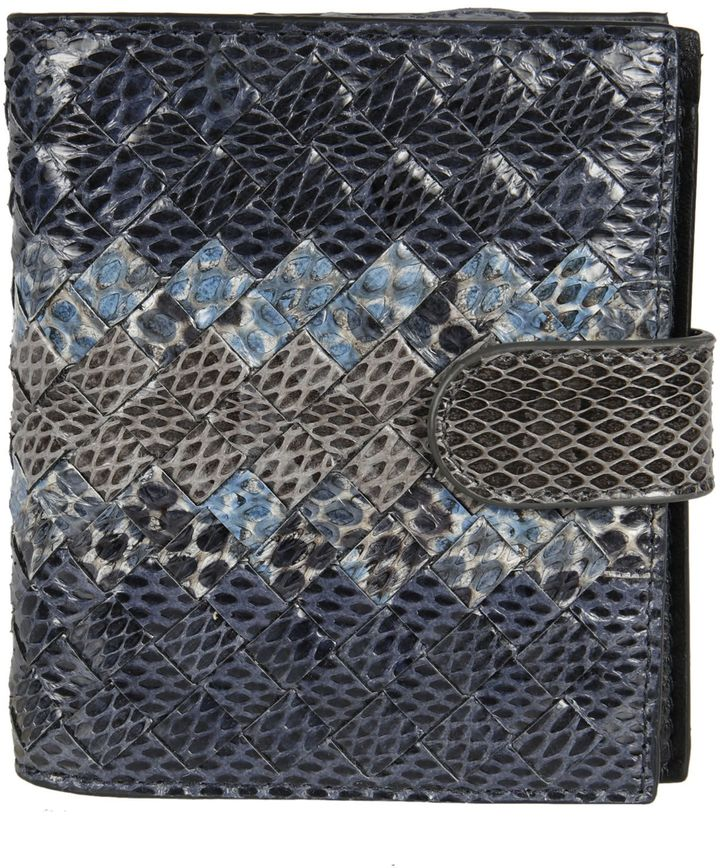 Bottega Veneta Bottega Veneta Leather Wallet