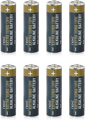 Next Pack Of 8 AA Batteries