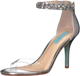 Betsey Johnson Blue Women's SB-Drew Heeled Sandal
