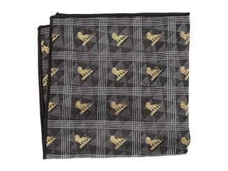 Cufflinks Inc. Lion King Pose Pocket Square
