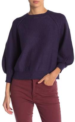 Melrose and Market Raglan Dolman Sleeve Sweater (Regular & Petite)