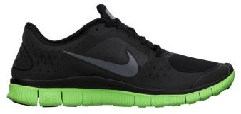 Nike Free Run+ 3 Shield Men's Running Shoes
