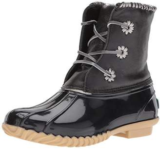082b36b5089 Jack Rogers Women s Chloe Metallic Rain Boot