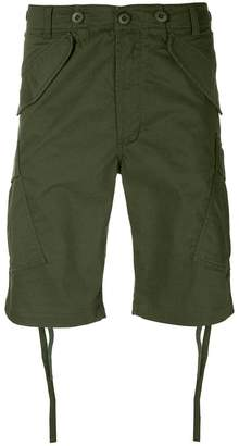 MHI regular fit shorts