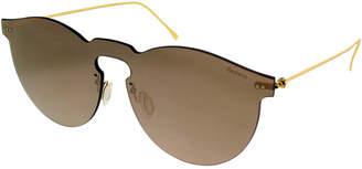 Illesteva Women's Leonard Mask 48Mm Sunglasses