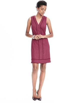 Herringbone Fringe Dress $138 thestylecure.com