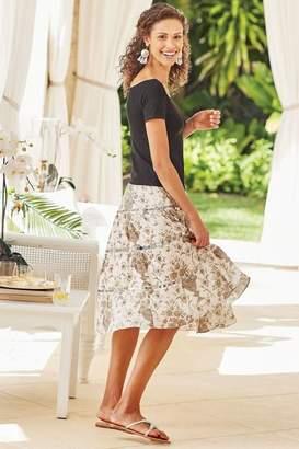 Soft Surroundings Lenora Skirt