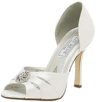 Liz Rene Couture Women's Giselle Dyeable Pump