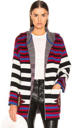 Alanui Stripes Sweater in Multicolor | FWRD