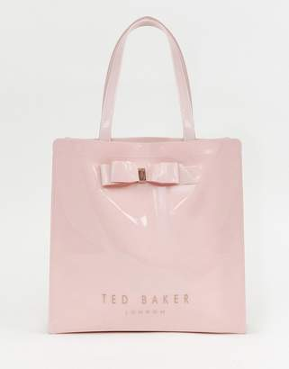 Ted Baker Almacon bow large icon bag