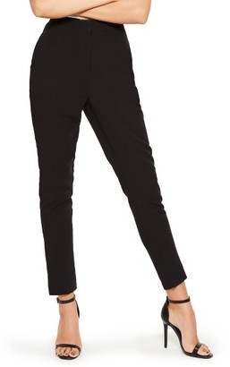 Women's Missguided Crop Cigarette Trousers $72 thestylecure.com