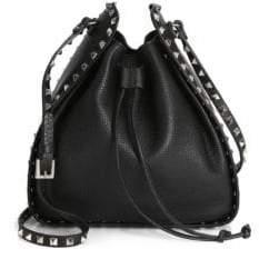 Valentino Rockstud Large Bucket Bag