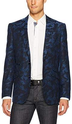 Robert Graham Men's Portgain Tailored Fit Woven Sportcoat