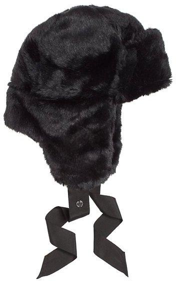 Juicy Couture Luxe Faux Fur Faux Fur Trapper Hat
