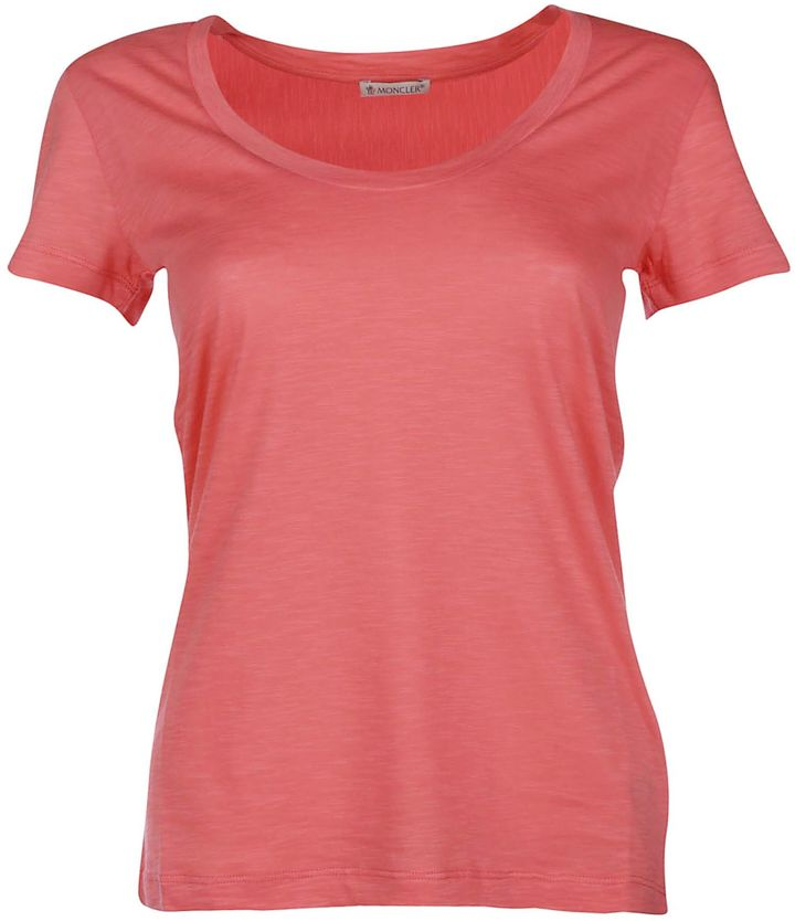 MonclerMoncler T-shirt Pink