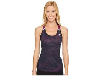 New Balance NB Ice Tank Top Women's Sleeveless