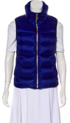 Burberry Down Puffer Vest