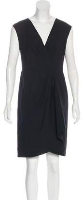 MICHAEL Michael Kors Wool Knee-Length Dress