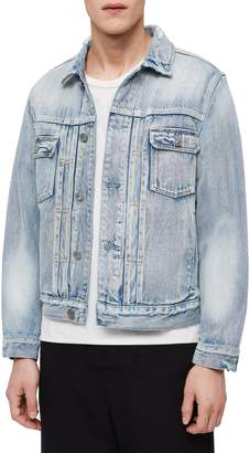 AllSaints Imoku Denim Jacket