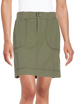 Lord & Taylor Cargo Skirt $68 thestylecure.com