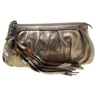 51fc17809775bd Gucci Metallic Leather Bags For Women - ShopStyle UK
