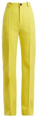 Kwaidan Editions - Torrance High Rise Straight Leg Trousers - Womens - Yellow