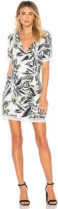 The Jetset Diaries Ocean Palm Dress