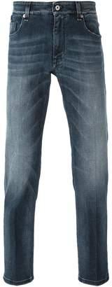 Fendi slim Bag Bug jeans