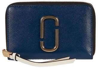 Marc Jacobs Snapshot Compact Zip Around Wallet