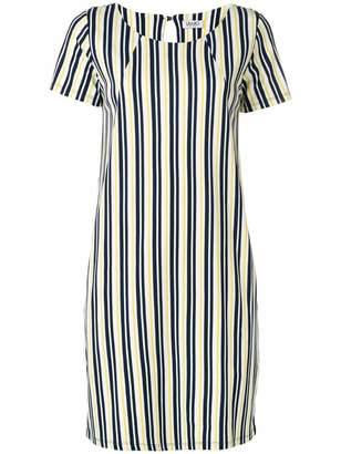 Liu Jo striped shift dress