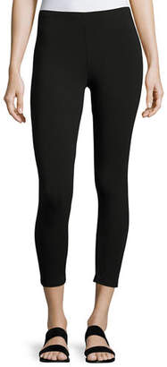 Joan Vass Jersey Ankle Leggings, Plus Size