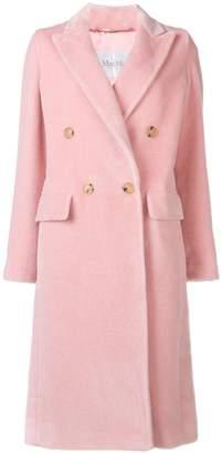 Max Mara buttoned midi coat