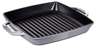 """Zwilling J.A. Henckels JA Staub 11\"""" Double Handle Square Griddle"""