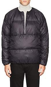 Goldwin Men's Down Half-Zip Jacket - Black