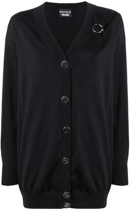 Moschino loose-fitting cardigan