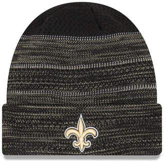 New Era New Orleans Saints Touchdown Cuff Knit Hat