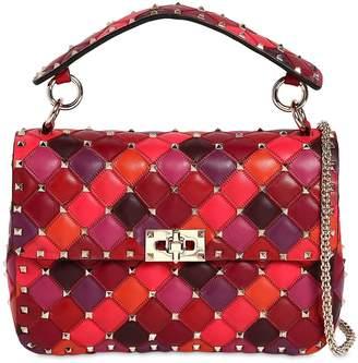 Valentino Rainbow Leather Bag
