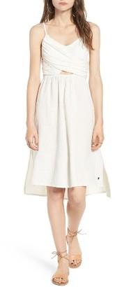 Women's Roxy Good Resolution Dress $59.50 thestylecure.com