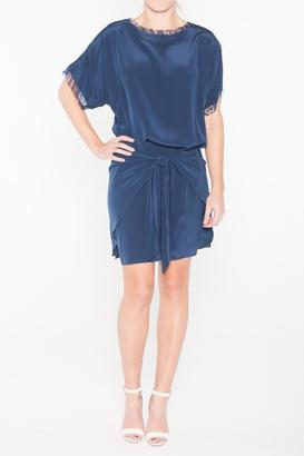 MASON BY MICHELLE MASON Relaxed Dropwaist Dress $640 thestylecure.com